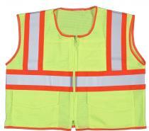 ANSI Lime Mesh Class 2 Vest